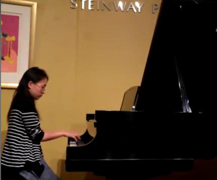 Nina Y Rach Polichin Van Cliburn Piano
