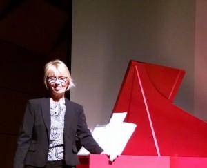 Lynn University Baroque Harpsichord recital-presentation